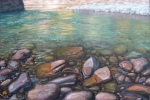 Morning Pool, Canyon Camp, Elwha, 