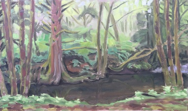 Cape Creek Plein Air