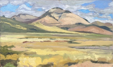 Riddle Mountain Plein Air